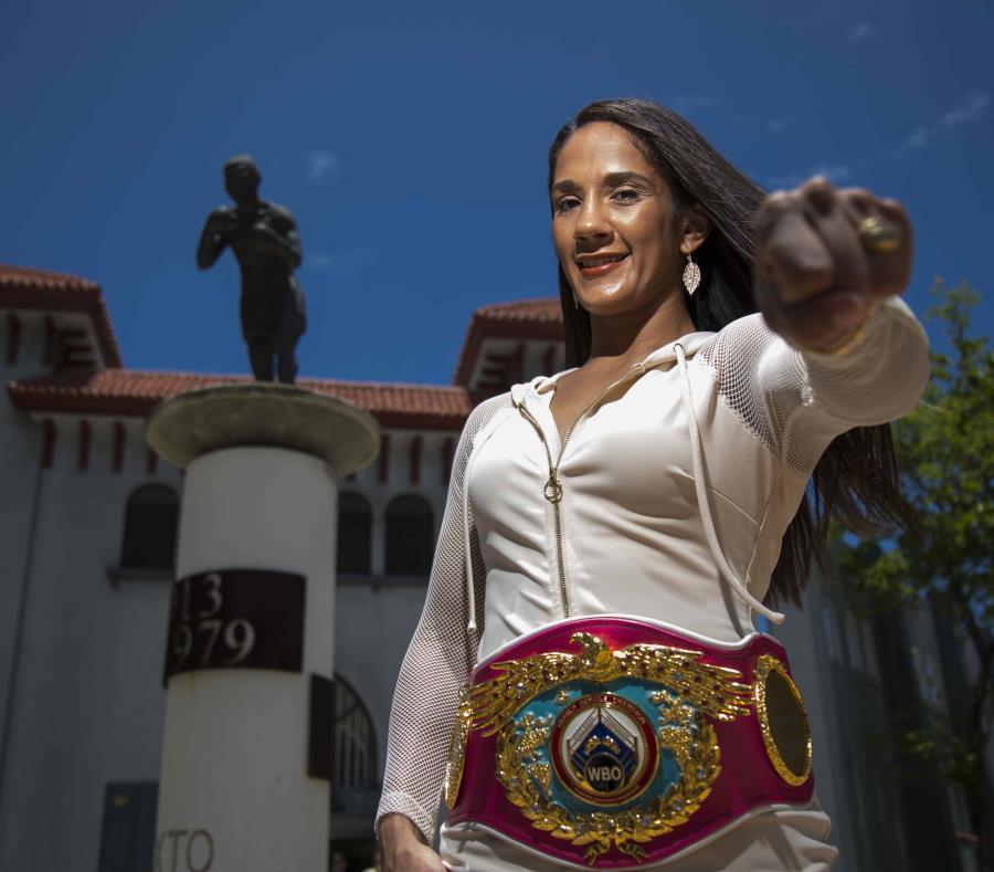 """Amanda """"The Real Deal""""  tiene récord de 35 victorias, 26 de ellas por nocaut, una derrota y un empate. (Archivo / GFR Media) (semisquare-x3)"""