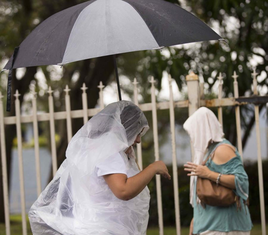 La probabilidad de lluvia podría aumentar al final de la semana laboral. (GFR Media) (semisquare-x3)