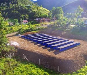 La autogestión energética le devuelve el agua a comunidades de Cayey
