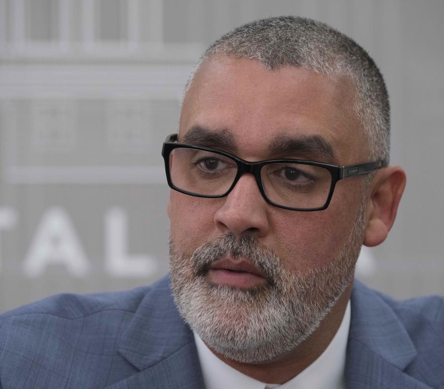 Eleuterio Álamo Fernández, secretario interino del Departamento de Educación. (GFR Media) (semisquare-x3)