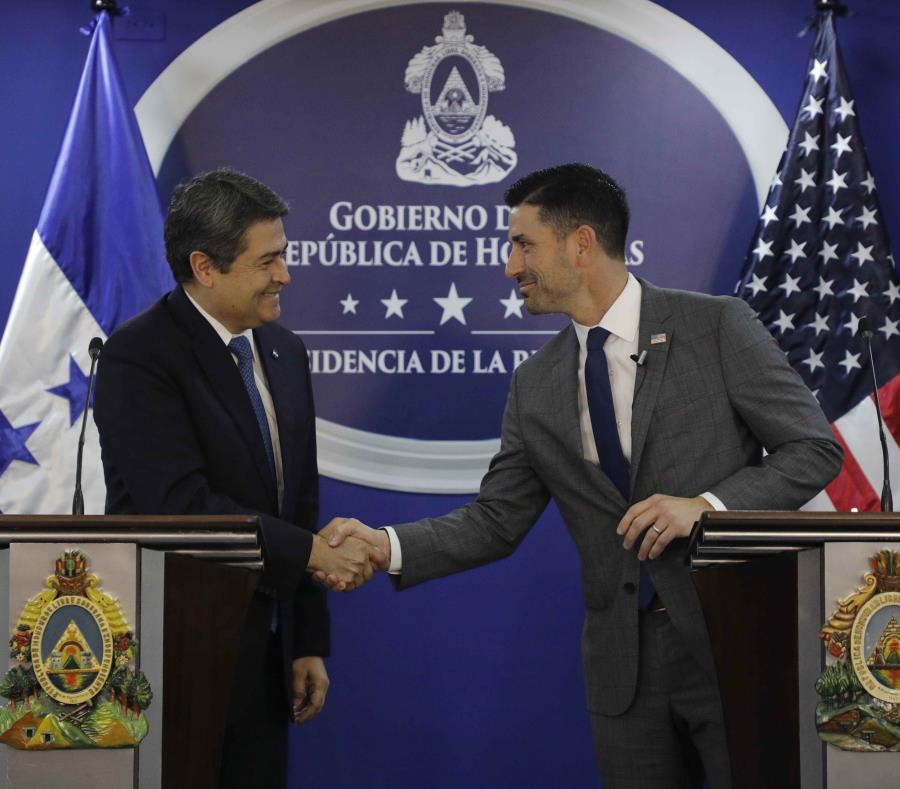 A finales de enero, Honduras recibirá a migrantes enviados por EU