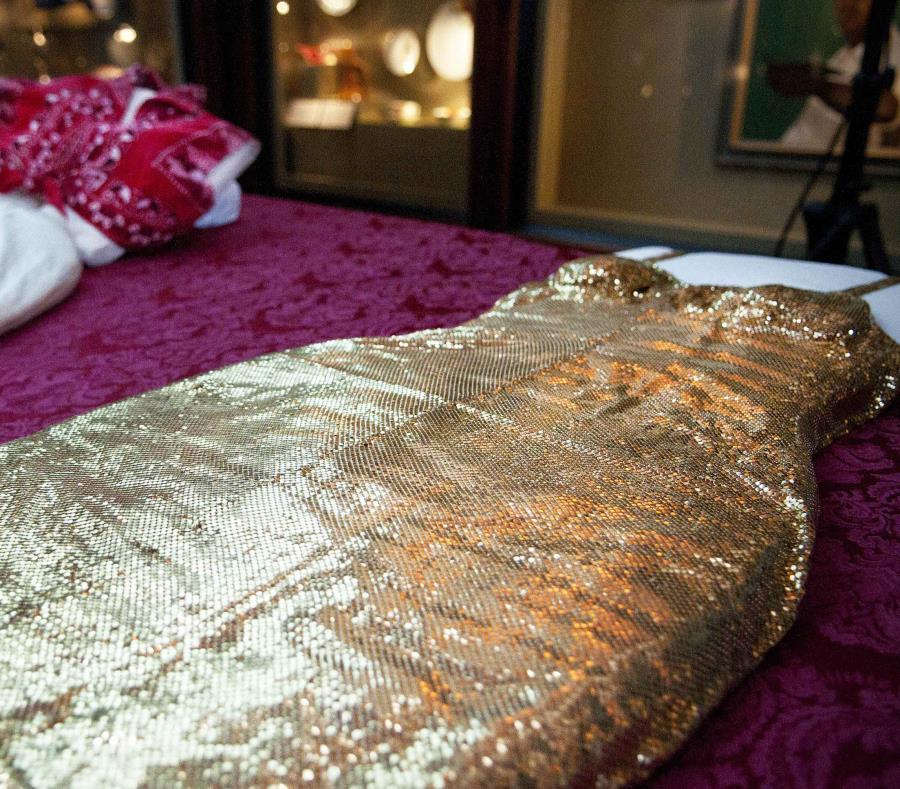 Diosa Costello, de 94 años, la primera actriz latina en Broadway, donó sus disfraces al Smithsonian en Washington. (GFR Media) (semisquare-x3)