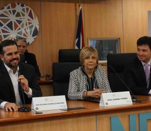 Acuerdo permitirá mejorar el restablecimiento de las telecomunicaciones después de una emergencia
