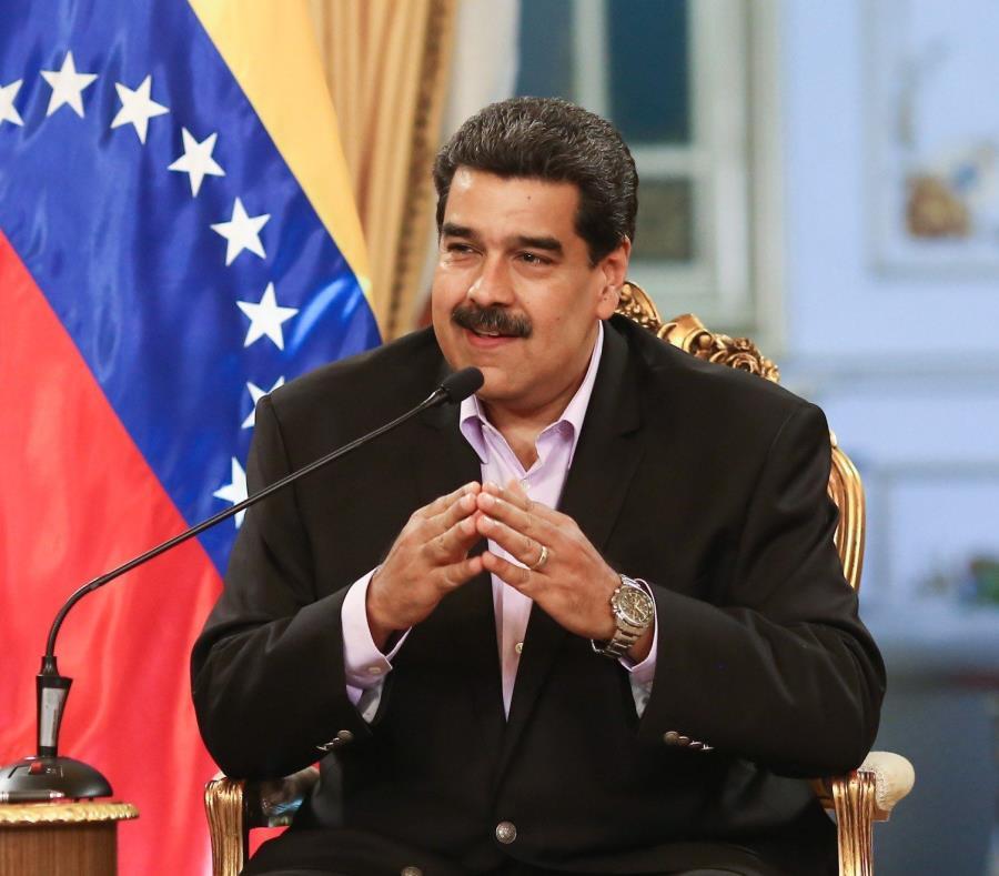 Nicolás Maduro (semisquare-x3)