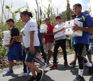 Voluntad para cambiar a Puerto Rico