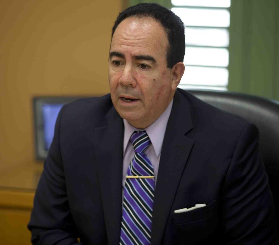 Luis Ferrao Delgado le salió al paso a las denuncias de acoso y agresiones sexuales esbozadas durante la asamblea general de estudiantes celebrada hoy, miércoles. (semisquare-x3)