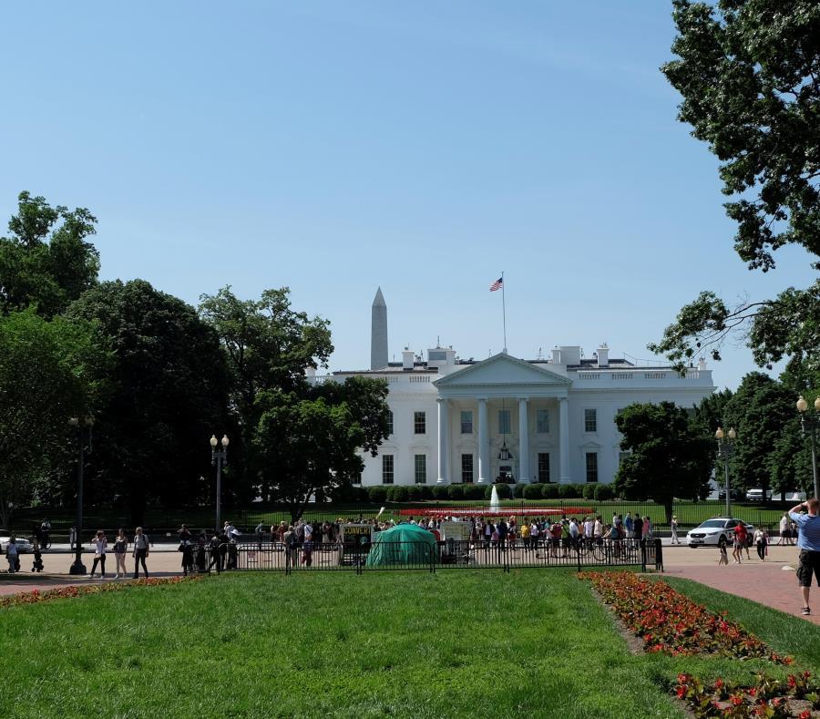 En la foto  la Casa Blanca. (GFR Media) (semisquare-x3)