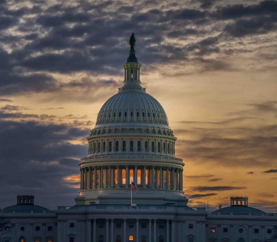 La Cámara de Representantes, bajo la nueva mayoría demócrata, aprobó en enero pasado un proyecto de ley que busca mitigar principalmente los desastres naturales de 2018 (semisquare-x3)