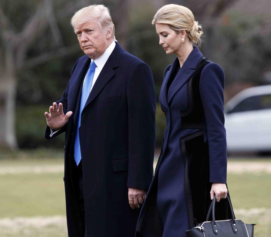 Ivanka Trump y su rol en la presidencia de su padre   El Nuevo Día ceb6f70f12dd