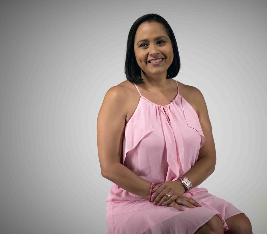 Keylla Hernández falleció a finales del año pasado a causa de cáncer en el pulmón. (GFR Media) (semisquare-x3)