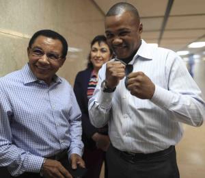 Tito Trinidad se apunta una importante victoria en los tribunales