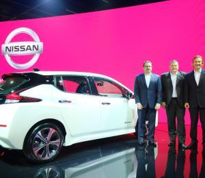 De camino a la isla la segunda generación del Nissan Leaf