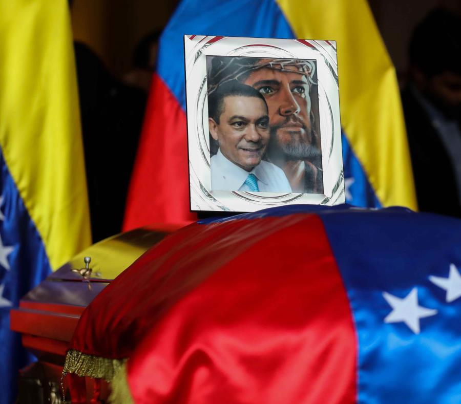 Lo que se sabe de la muerte del opositor Fernando Albán en Venezuela (semisquare-x3)
