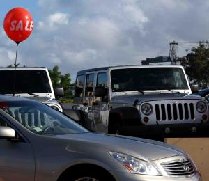 Aumenta la venta de autos en la isla