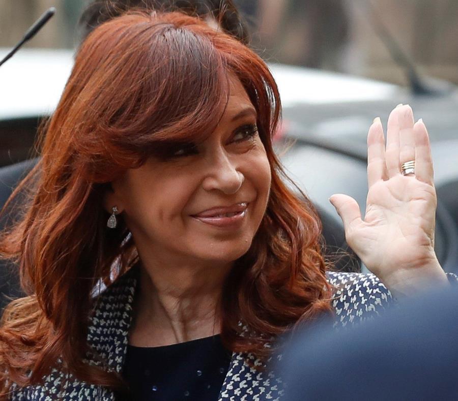 Cristina Kirchner asegura que