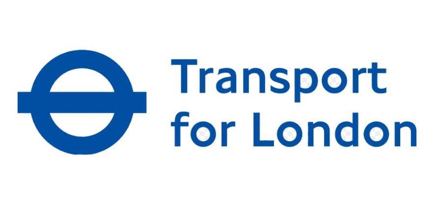 """El logotipo del metro de Londres, conocido originalmente como la """"barra y el círculo"""", fue utilizado por primera vez en 1908 en la estación de St. James's Park (horizontal-x3)"""