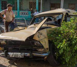 Los accidentes de tránsito plagan las calles cubanas