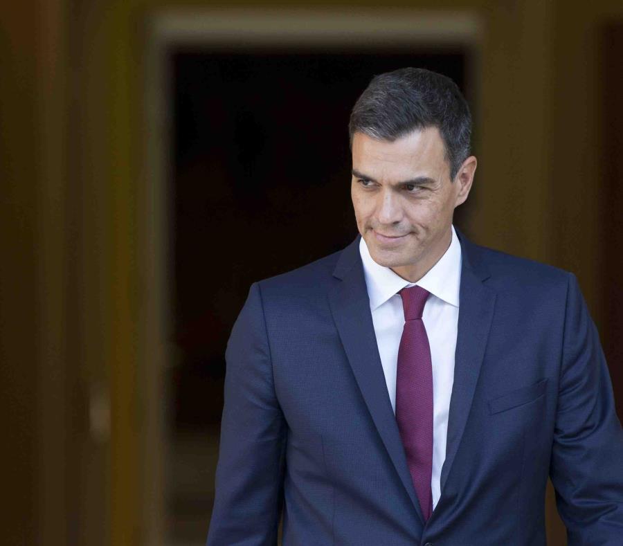 El presidente de España, Pedro Sánchez, escribió en una publicación en Facebook que considera que las acusaciones son un ataque por parte del conservador Partido Popular. (AP) (semisquare-x3)