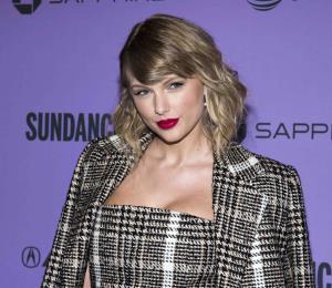 Taylor Swift confiesa en Sundance que sufrió trastornos alimentarios