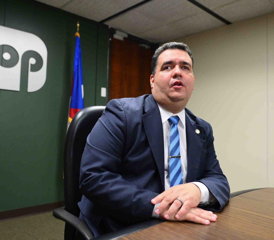 Carlos M. Contreras, director ejecutivo de la ACT y  secretario de Transportación y Obras Públicas. (GFR Media) (semisquare-x3)