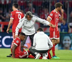 En duda el zaguero alemán Boateng para el Mundial