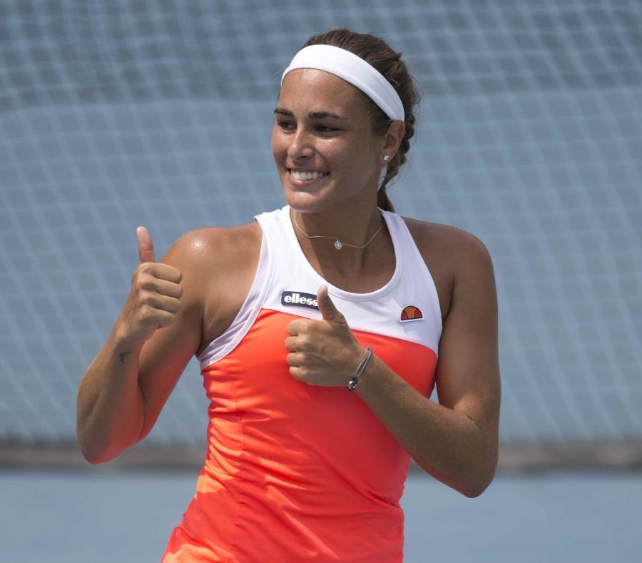 La puertorriqueña Mónica Puig pasa a cuartos de final