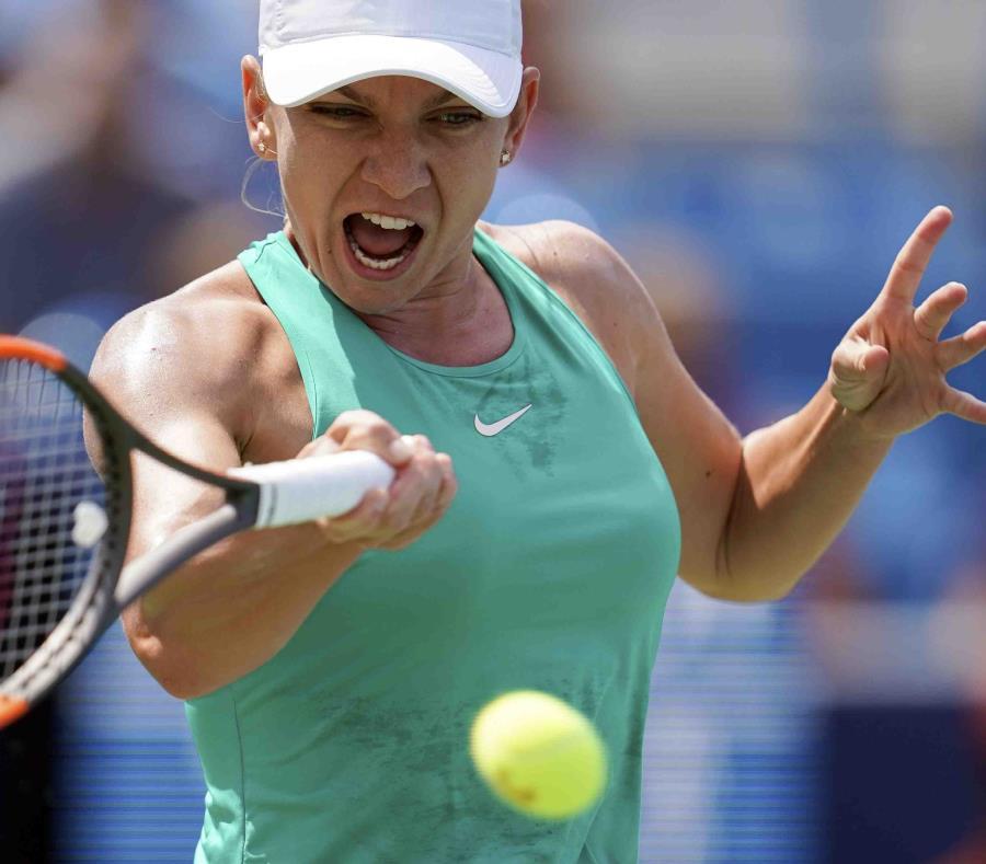 La número uno Simona Halep se pierde la Final de la WTA