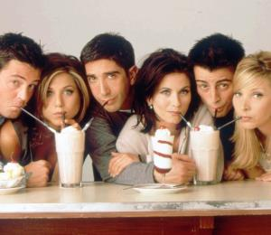 """La serie """"Friends"""" celebrará su 25 aniversario en los cines"""