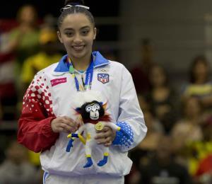 Gimnastas femeninas logran su clasificación a los Panamericanos