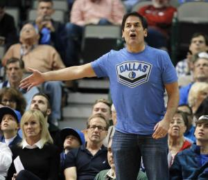 Mark Cuban: rey de las multas en la NBA