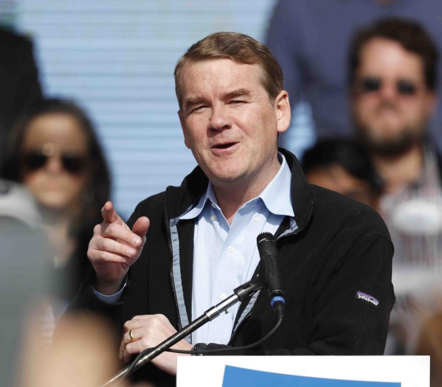 El senador Michael Bennet presentó la medida bipartita junto con John Boozman. (AP / David Zalubowski) (semisquare-x3)