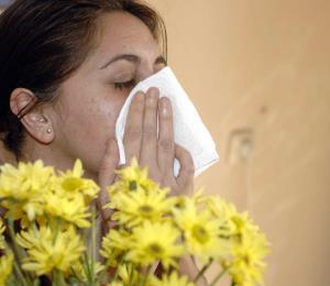 Más riesgo de catarro y rinitis tras el huracán
