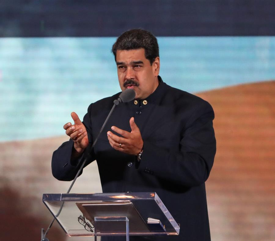 """El presidente de Venezuela, Nicolás Maduro, los acusó de """"traición"""" aunque no se presentaron cargos por ese delito. (EFE) (semisquare-x3)"""