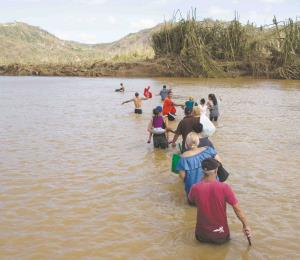 Buscan ciudadanos para reconstruir a Puerto Rico