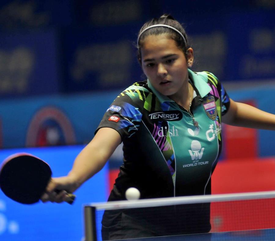 Adriana Díaz es la quinta sembrada en el torneo de sencillos del Mundial Juvenil. (Suministrada) (semisquare-x3)