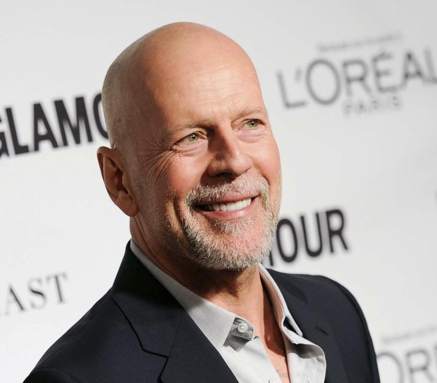 Bruce Willis está casado con la modelo británica Emma Heming (semisquare-x3)