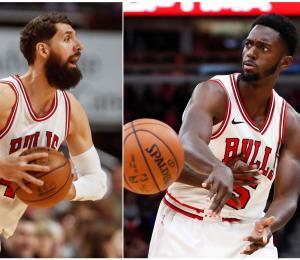 Los Bulls suspendieron a Bobby Portis