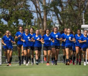 La Selección Sub-17 de fútbol femenino regresará de Nicaragua