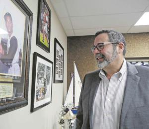 """Raúl Rodríguez Font: """"El béisbol nos inspira, nos da pasión"""""""