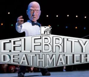 """Preparan el regreso de la serie animada """"Celebrity Deathmatch"""""""