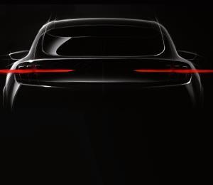 Ford revela el futuro SUV 100% eléctrico inspirado en el Mustang