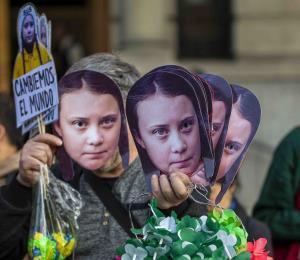 Greta Thunberg: una voz necesaria
