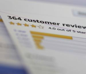 Cuidado con los comentarios de productos que ve online