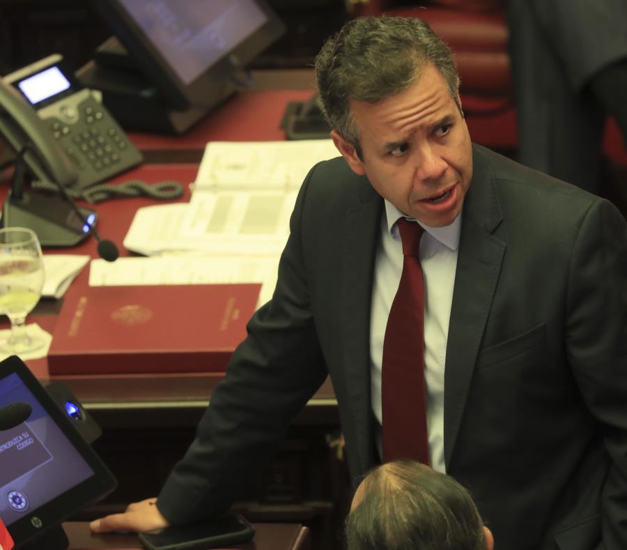 Romero había anunciado que votará en contra de ir por encima del veto del gobernador sobre el Proyecto del Senado 950. (GFR Media) (semisquare-x3)
