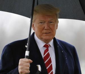 Trump muestra apertura para evitar un cierre del gobierno