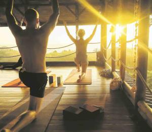 """Opciones de turismo """"wellness"""" en Puerto Rico"""