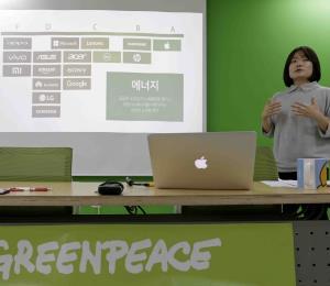Greenpeace identificó firmas tecnológicas que no cumplen con el ambiente