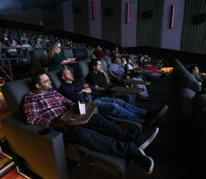 Caribbean Cinemas estrena salas de cine VIP