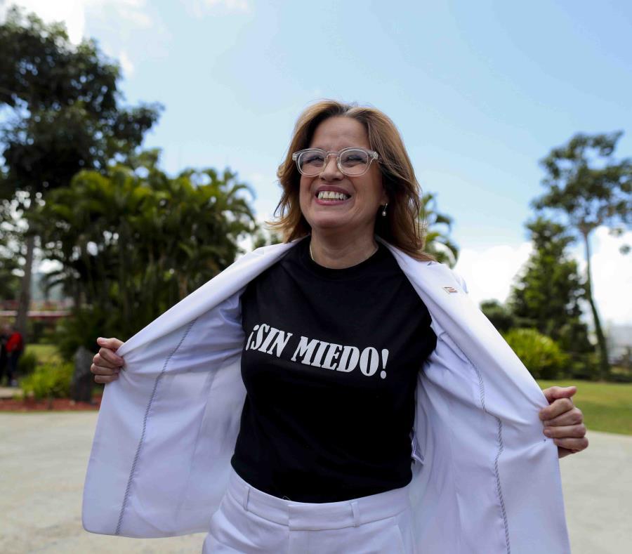 La alcaldesa de San Juan, Carmen Yulín Cruz Soto, anunció ayer que aspirará a la gobernación para el 2020. (semisquare-x3)