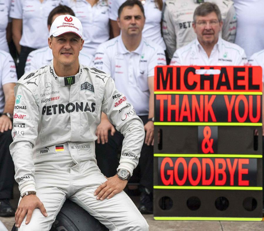 El documental cuenta con el respaldo de la familia de Michael Schumacher. (EFE) (semisquare-x3)